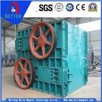 Baite China Professional High Efficiency Mobile Roller Crusher/Crushing Machine with Factory Price