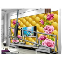Wall Mural Printer to Print Pictures Automatically on Wall