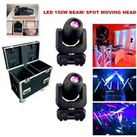 New Arrival Hot Sale 150W LED Moving Head Gobo Spot Light with Powercon for Stage Entertaiment Party