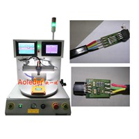 Optional Temperature Average Pressure Hot Bar Soldering Machine, CWPC-3A