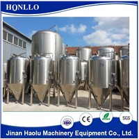 200 Liter Hotel Brewery Mini Beer Brewing Equipment for Sale