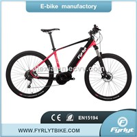 27.5 Inch 250W BAFANG Motor Electric Mountain Bike Lithium Battery Ebike