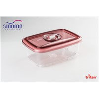 BPA Free Eco-Friendly Food Box Tritan Material & Popular Brands Vacuum Storage Container