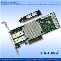 PCIe 2 Port SFP+ 10Gbe Network Card Intel 82599ES X520