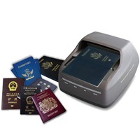 Passport & ID Scanner for Travel Doucment Reading