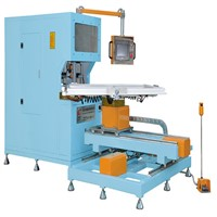 SQJ-180-CNC-6 6th-Generation Intelligent CNC Corner Cleaning Machine with Six Axes & Six Cutters