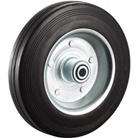 Industrial Caster Wheel Rubber 5 Inch Truck Wheels