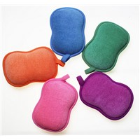 Best Selling China Kids Exfoliating Loofah Sponge Brush Massage Baby Bath Towel