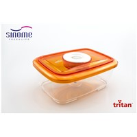 Sinome Fresh Vacuum Fruitage Container, Airtight Box Popular Brands Canister, Vacuum Preservation Container