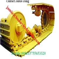Undercarriage Parts for Excavators