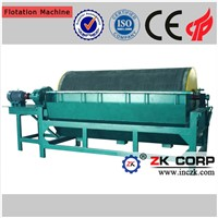Wet & Dry Magnetic Separator for Mineral Plant