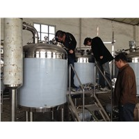 5000L Fermentation Tank, Beer Equipment, & Brew Equipment On Sale