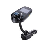 GXYKIT T11 Bluetooth Handsfree Wireless FM Transmitter Charger T10 Bluetooth MP3 Player