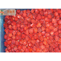 Frozen Strawberry IQF Strawberries Organic Frozen Strawberries Fruit with 20%-30% Nature Floret
