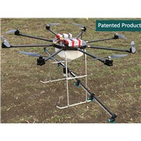 High-Tech 8 Rotor Agriculture UAV Multi-Rotor Unmanned Plant Protection Helicopter Sprayer