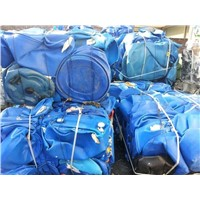 PLASTIC SCRAPS AVAILABLE in LARGE QUANTITY
