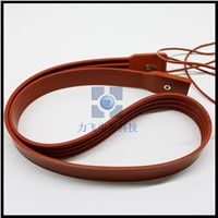 Custom Silicone Rubber Heater Belt for Tubes