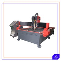 1300*3000mm Table Type CNC Plasma Flame Cutting Machine with 200A Plasma Power Supply