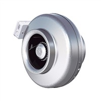 CK Centrifugal Inline Duct Fan External Rotor Inline Fan Air Exhaust Or Supply