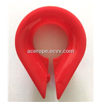 Plastic Ferrule for Combination Rope