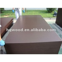18mm 1220*2440 Brown Film Faced Plywood Linyi Shandong Phenolic Board