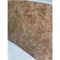 Artificial Mermer UV Coating Marble Stone Slab