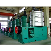 Palm Oil Mill Pressing Station