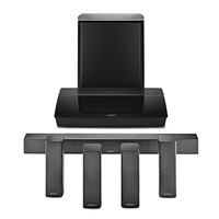 Lifestyle 650 Home Entertainment System, Black