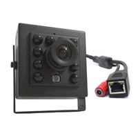 DIGICAM CCTV Hidden Camera IP Camera Mini Square