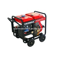 Home Use Portable Diesel Generator, Open Type (1.8~6.2kva)
