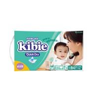 Kibie Quick Dry Diaper Small, Per48pcs/Bag, Breathable & Soft.