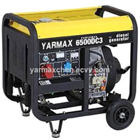 Single Phase 2/3.5kva Welding Generator