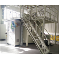 Vertical Vacuum Carbonization Furnace China Manufacture