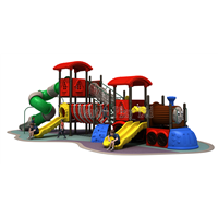 Thomas Series Popular Combined Slides Children Outdoor Playground