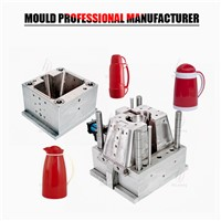 Plastic Injection Moulding Vacuum Flask Mould Injection Moulding Factory