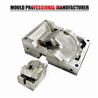 Hot Products Plastic Chair Mould Customer Shaping Plastic Rattan Chair Injection Moulding Tools Huangyan Mould Supplier