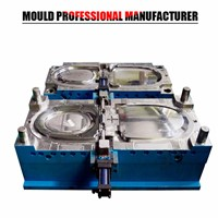 House Hold Item Plastic Product & Mould Maker Toilet Cover & Seat Mould