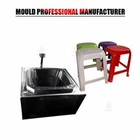 Household Mould Plastic Stool Mould Manufacturing for Injection Machine