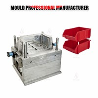 New Products Injection Plastic Mould Storage Container Mould Maker Taizhou Supplier