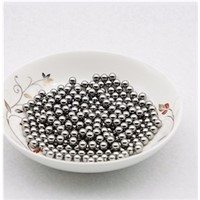 Taian Xinyuan, Corrosion Resistant Precision Ball, Stainless Steel, 302 Alloy Type, Grade 100, 1/16""