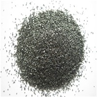 Gauze Grinding Wheel Sandpaper Use Black Silicon Carbide
