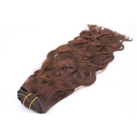 Pure Human Remy Clip in Hair Extensions