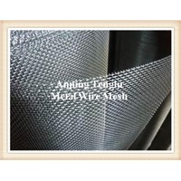 Weave Stainless Steel Square Wire Mesh Cloth