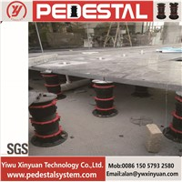 High Quality Easy Installation Plastic Adjustable Deck Supports
