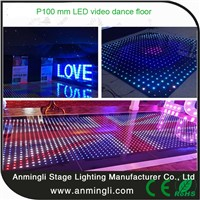 Guangzhou Wholesale Price LED Video Dance Floor for Dj Equipment