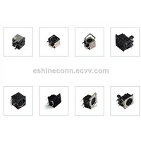 China Alternate CUI Mini DIN Socket Terminal to Digital Media Player Security Systems