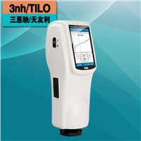 NS800 Portable Spectrophotometer Oil Printing Textile Plastic Food Color Testing Instrument