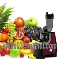 SORFNEL Innovative & Competitive Wide Feeding Tube Slow Juicer