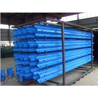 Steel W-Beam Guardrail from China