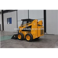 Overseas after-Sales Service Provided Skid Steer Loader Type